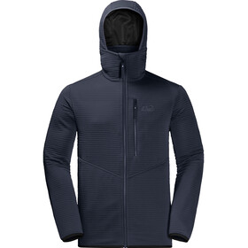Jack Wolfskin Modesto Hooded Jacket Men night blue
